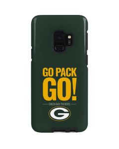 Green Bay Packers Team Motto Galaxy S9 Pro Case