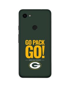 Green Bay Packers Team Motto Google Pixel 3a Skin
