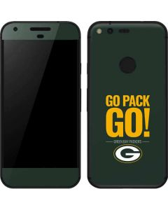 Green Bay Packers Team Motto Google Pixel Skin