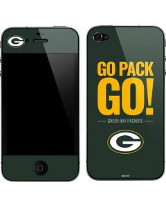 Green Bay Packers Team Motto iPhone 4&4s Skin