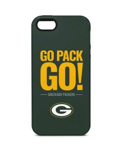 Green Bay Packers Team Motto iPhone 5/5s/SE Pro Case