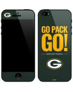 Green Bay Packers Team Motto iPhone 5/5s/SE Skin