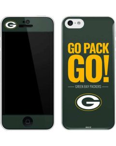 Green Bay Packers Team Motto iPhone 5c Skin