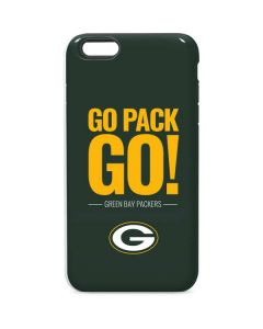 Green Bay Packers Team Motto iPhone 6/6s Plus Pro Case