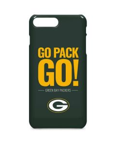 Green Bay Packers Team Motto iPhone 7 Plus Lite Case