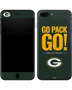 Green Bay Packers Team Motto iPhone 7 Plus Skin