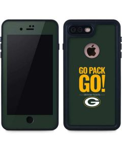 Green Bay Packers Team Motto iPhone 7 Plus Waterproof Case