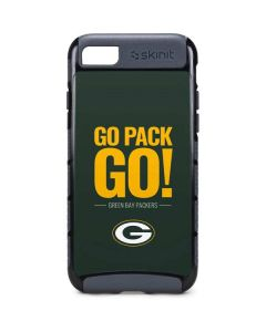 Green Bay Packers Team Motto iPhone 8 Cargo Case