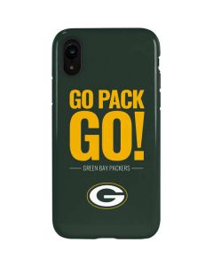 Green Bay Packers Team Motto iPhone XR Pro Case