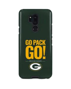 Green Bay Packers Team Motto LG G7 ThinQ Pro Case