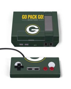 Green Bay Packers Team Motto NES Classic Edition Skin