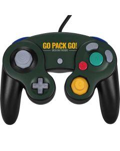 Green Bay Packers Team Motto Nintendo GameCube Controller Skin