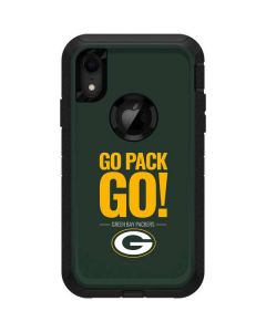 Green Bay Packers Team Motto Otterbox Defender iPhone Skin