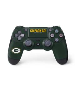 Green Bay Packers Team Motto PS4 Controller Skin