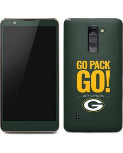 Green Bay Packers Team Motto Stylo 2 Skin