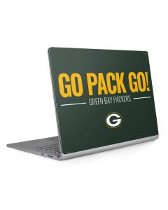 Green Bay Packers Team Motto Surface Book 2 15in Skin