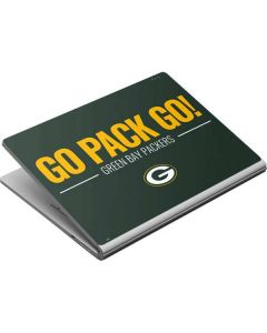 Green Bay Packers Team Motto Surface Book Skin