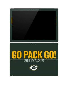 Green Bay Packers Team Motto Surface Pro 4 Skin
