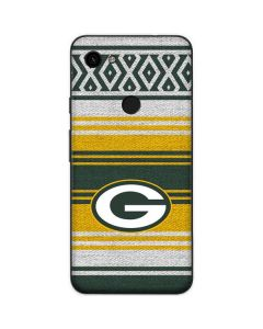 Green Bay Packers Trailblazer Google Pixel 3a Skin