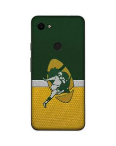 Green Bay Packers Vintage Google Pixel 3a Skin