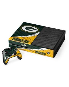 Green Bay Packers Xbox One Console and Controller Bundle Skin