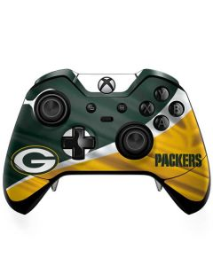 Green Bay Packers Xbox One Elite Controller Skin