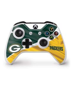 Green Bay Packers Xbox One S Controller Skin