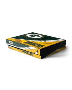 Green Bay Packers Xbox One X Console Skin