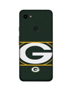 Green Bay Packers Zone Block Google Pixel 3a Skin