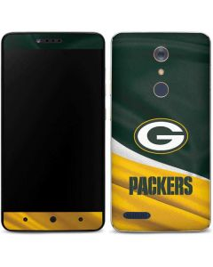 Green Bay Packers ZTE ZMAX Pro Skin