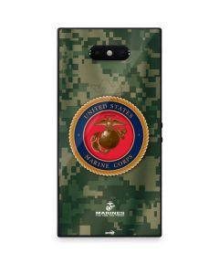 Green Camo Marine Corps Razer Phone 2 Skin