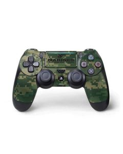 Green Camo The Few The Proud PS4 Pro/Slim Controller Skin