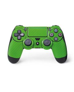 Green Carbon Fiber PS4 Pro/Slim Controller Skin