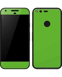 Green Google Pixel Skin