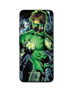 Green Lantern and Villains Google Pixel 3a Skin