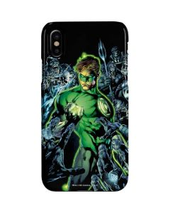 Green Lantern and Villains iPhone XS Lite Case