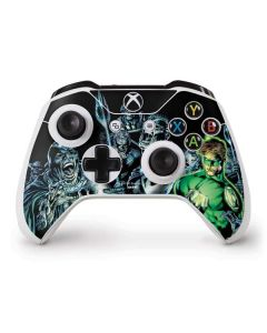 Green Lantern and Villains Xbox One S Controller Skin