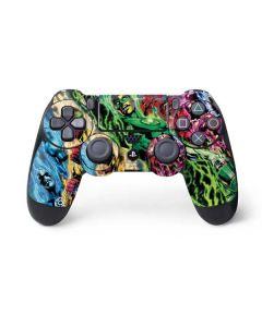 Green Lantern Defeats Sinestro PS4 Controller Skin