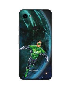 Green Lantern in Space Google Pixel 3a Skin