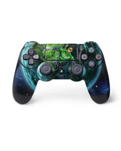 Green Lantern in Space PS4 Controller Skin