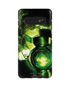 Green Lantern Lamp Galaxy S10 Plus Pro Case