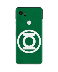 Green Lantern Logo Green Google Pixel 2 XL Skin