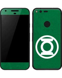 Green Lantern Logo Green Google Pixel Skin