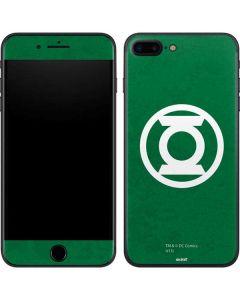 Green Lantern Logo Green iPhone 8 Plus Skin