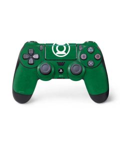 Green Lantern Logo Green PS4 Pro/Slim Controller Skin
