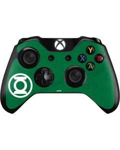 Green Lantern Logo Green Xbox One Controller Skin
