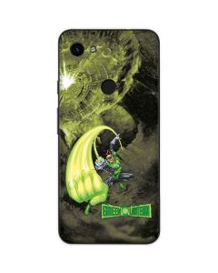 Green Lantern Super Punch Google Pixel 3a Skin