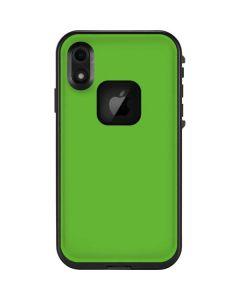 Green LifeProof Fre iPhone Skin