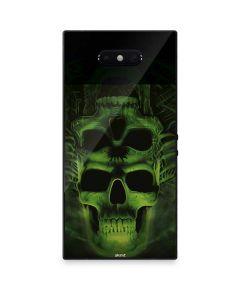 Green Skulls Razer Phone 2 Skin