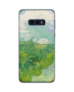 Green Wheat Fields by Vincent van Gogh Galaxy S10e Skin